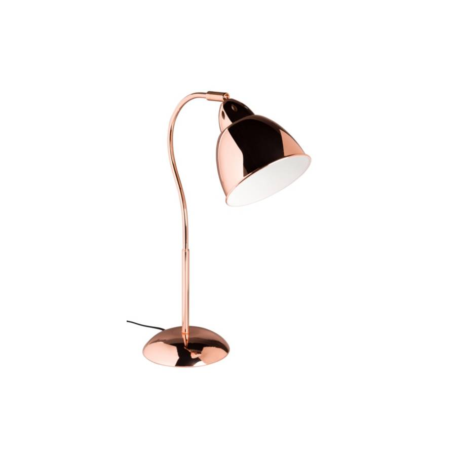 Lampe de bureau GISELA Cuivre